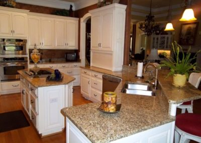 Hallie Brown Builders Kitchen